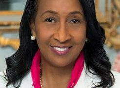Pastor Monica Pinnock (Photo courtesy of Rehoboth Christian Church)