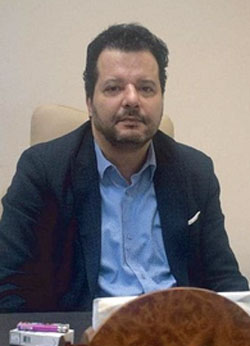 Mounir Baatour, president of the advocacy organization Shams, which seeks the repeal of Tunisia's anti-homosexuality law. (Photo by Shams Mag)