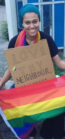 "LGBTQ message to Christians in Barbados: ""Love Thy Neighbour"""
