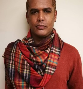 David Soomarie of Trinidad and Canada (Photo courtesy of David Soomarie)