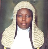 Rebecca Kadaga, speaker of Ugandan parliament