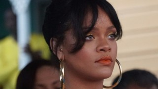 Rihanna (Photo courtesy of Loop News Barbados)