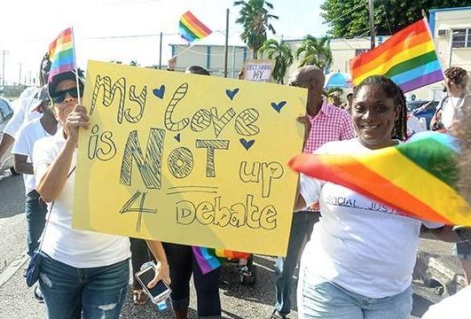 Pride Barbados 2018 declaration: