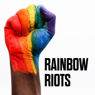 Rainbow Riots graphic