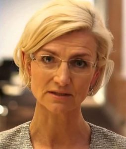 """Ulla Tornaes, Denmark's development minister, said her country is withholding $9.8m in aid to Tanzania after """"unacceptable homophobic comments"""" from a senior Tanzanian politician. (Photo courtesy of YouTube)"""