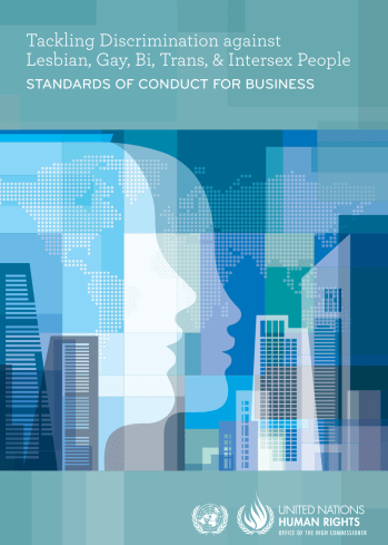 Click on the image to read the UN standards for business conduct toward LGBTI people.