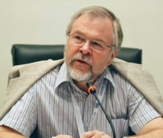"""There is """"overwhelming evidence that there have been grave violations of the rights of LGBTI persons in the Chechen Republic,"""" says European special rapporteur Wolfgang Benedek (Photo courtesy of Elon University)"""