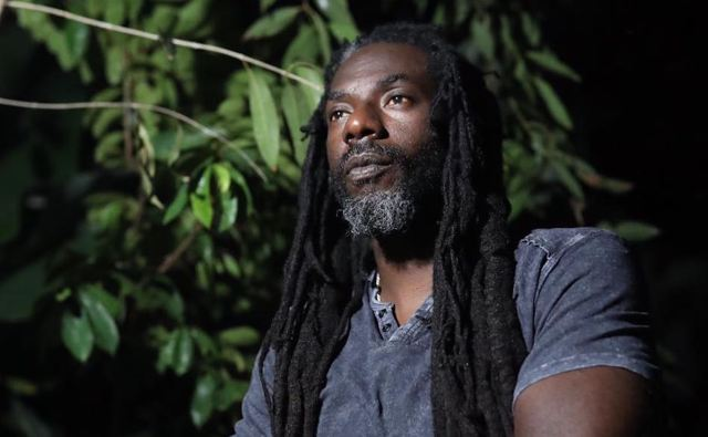 Reggae singer Buju Banton, newly released from prison. (Photo courtesy of UrbanIslandz)