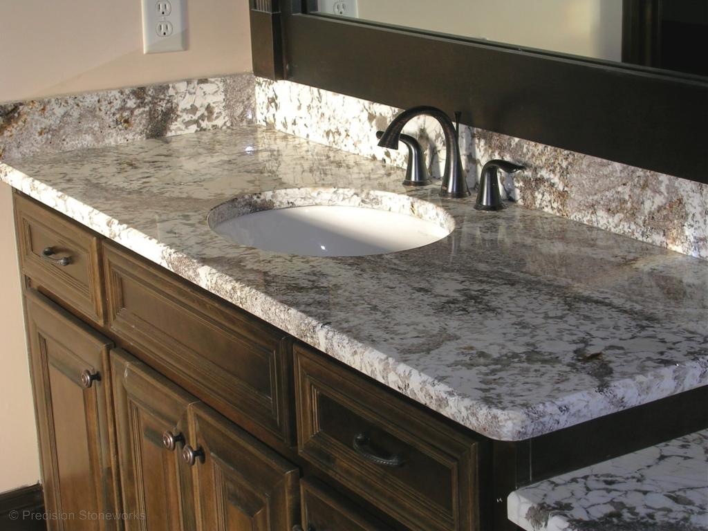 IC Stone and Granite & JDC Stoneworks on Bathroom Ideas With Black Granite Countertops  id=89621