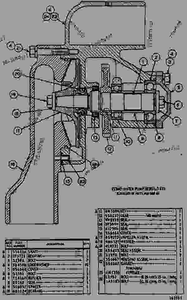 5s Pump Group Water