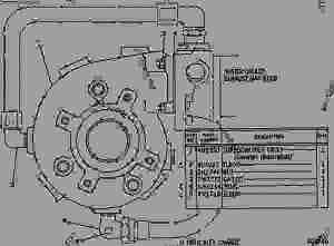 8N5987 TURBOCHARGER GROUP TURBOCHARGER GROUP  ENGINE