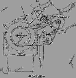 1906563 BELT TENSIONER GROUP  ENGINE  MACHINE