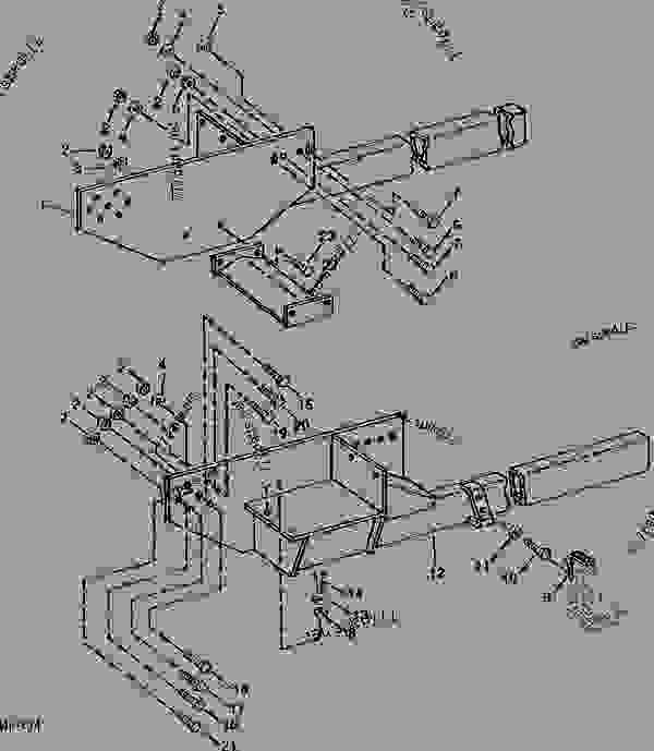 Ariens 824 Snowblower Parts Diagram