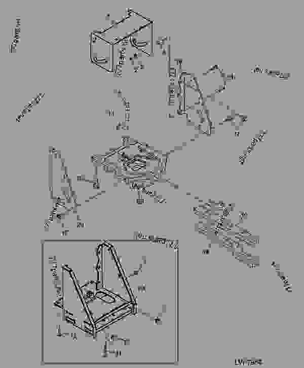 John Deere Z245 Wiring Diagram
