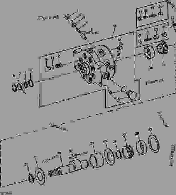 John Deere 2030 Parts Diagram