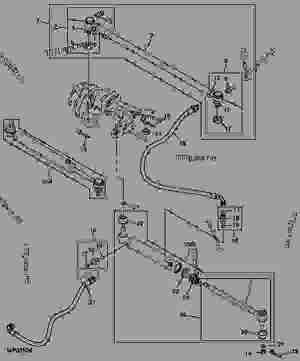 LVA13560 Hydraulic Cylinder  lva13560  John Deere spare part   777parts