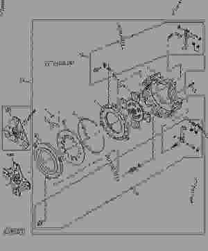 CLUTCH  TRACTOR John Deere 5105  TRACTOR  5105 and 5205