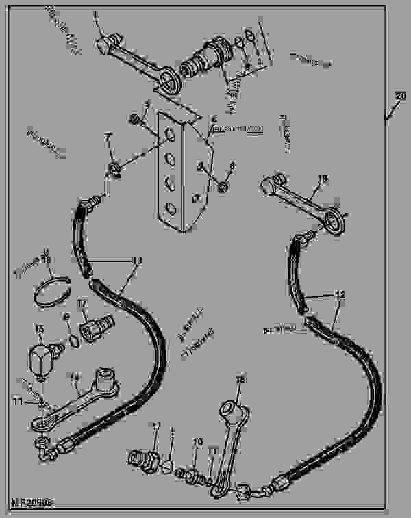 John Deere 4100 Parts List