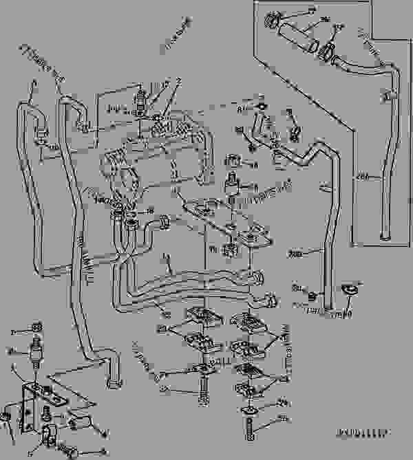 Ford Diesel Tractor Wiring Diagram Wiring Harness Wiring Diagram