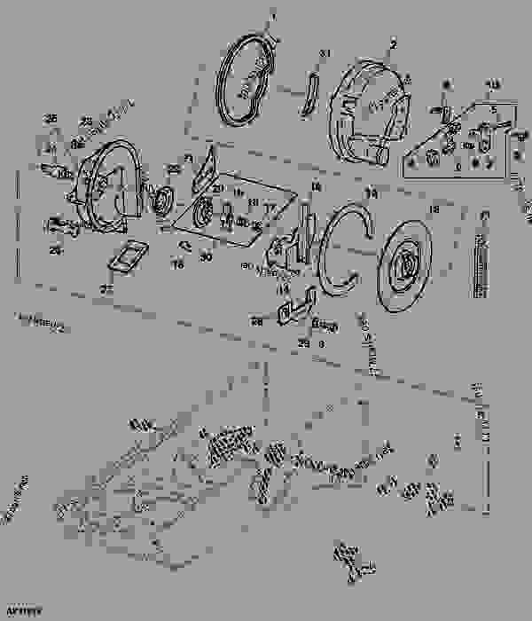 John Deere 7000 Planter Parts