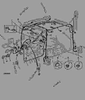 6400 John Deere Engine Wiring Diagram | Wiring Diagram And