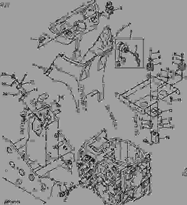 John Deere 318 Ignition Switch Wiring Diagram - Wiring Diagram