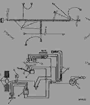 CAB WIRING DIAGRAM [01F18]  PICKER, COTTON John Deere 9965  PICKER, COTTON  9965 Cotton