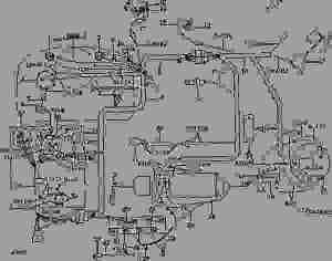 AR47685 Wiring Harness  ar47685  John Deere spare part | 777parts
