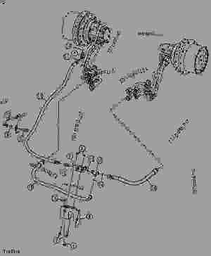 Bobcat 753 Hydraulic Control Valve Diagram | WIRING DIAGRAM