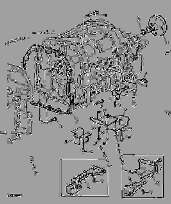 John Deere 6400 Pto Problems