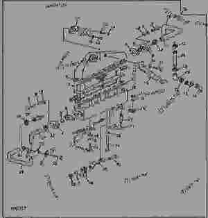 4045 John Deere Wiring Diagram Within Deere Wiring And