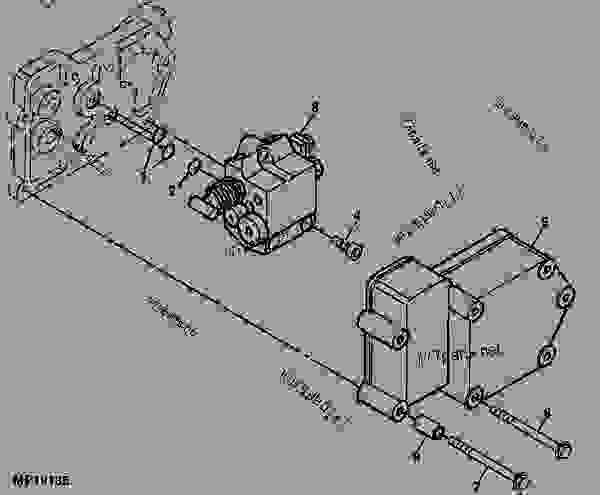 Case 1845c Skid Steer Drive Axle Schematic