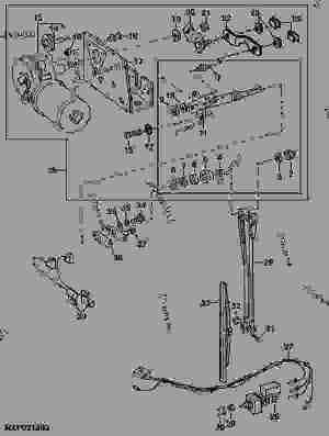 John Deere Wiper Motor Wiring Diagram | Online Wiring Diagram