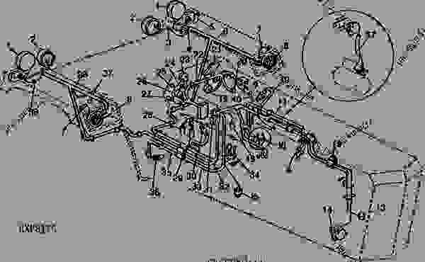 John Deere 1070 Alternator Wiring Diagram
