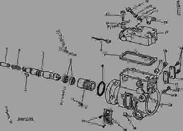Roosa Master Injection Pump Repair