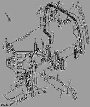John Deere 4320 Parts Diagram | Online Wiring Diagram