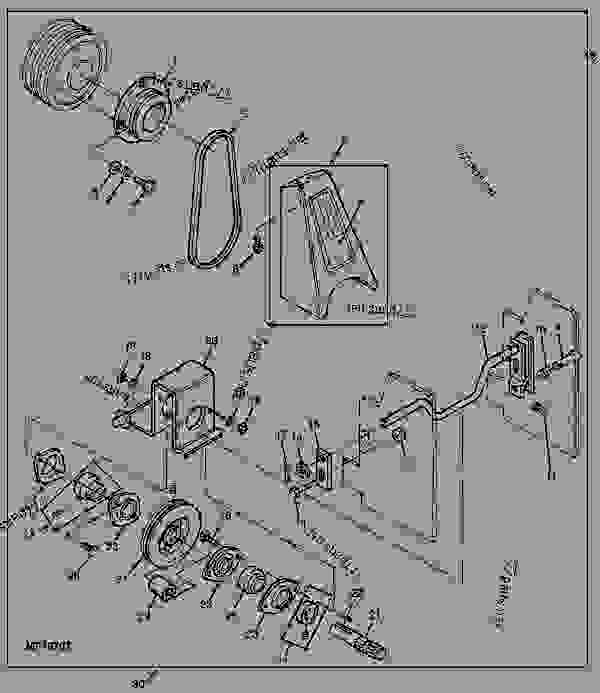31 john deere 60 inch mower deck parts diagram  wiring