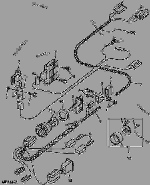 John Deere Gator Ignition Wiring Diagram Wiring Diagram – John Deere Gator Xuv 550 Ignition Switch Wiring Schematic