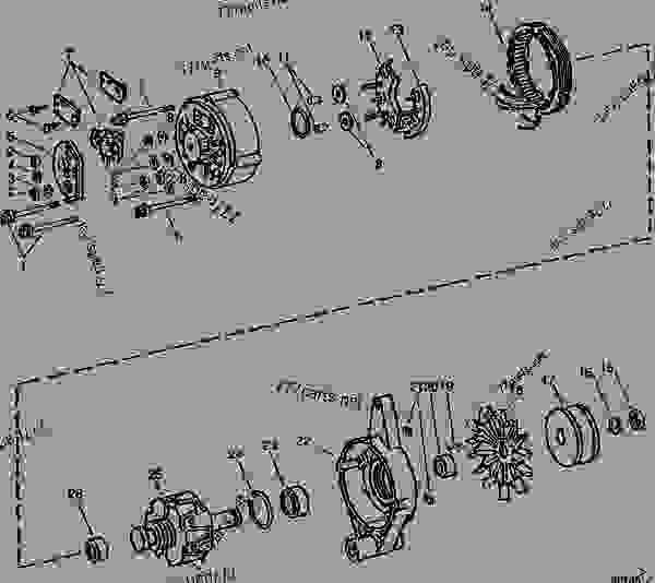 2010 John Deere Roosa Master Injection Pump Diagram