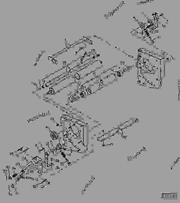 John Deere 336 Baler Parts Diagram