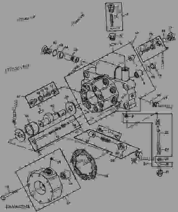 John Deere 2240 Hydraulic System Diagram The Best Deer Of 2018