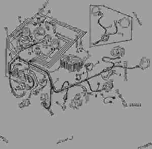John Deere 2130 Hydraulic Schematic  Image Of Deer