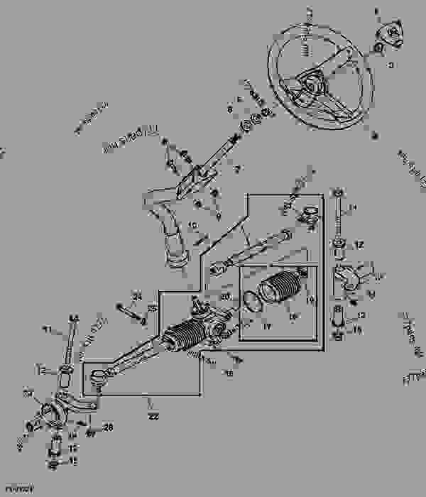 John Deere 4020 Wiring Schematic