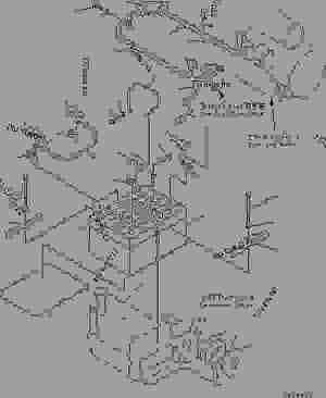 Battery Wiring Diagram Komatsu 60 6 Toshiba Wiring