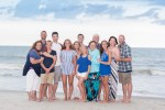 Myrtle Beach family photography reunion picture