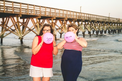 Maternity session in Myrtle Beach