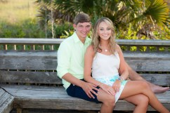 Engagement photography in Myrtle Beach South Carolina