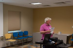 Bob Tupper Workshop Photo