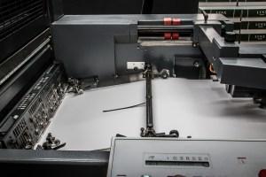 Print production.
