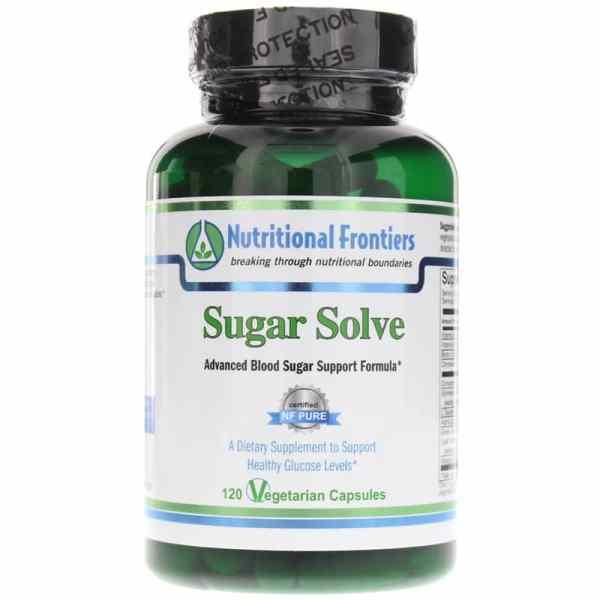 Sugar Solve Blood Sugar Support